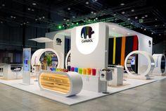 Caparol, appli-tech 2015 | Caparol provides a colourful play… | Flickr