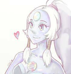 I have to say Opal is my favorite Fusion. (Unless the Garnet/Pearl fusion is cooler ^.^)