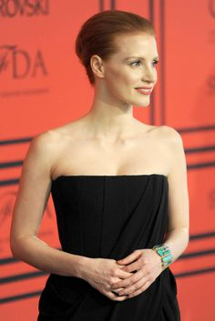 Jun 03 | 2013 CFDA Fashion Awards - 007 - Jessica Chastain Network