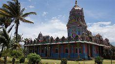 Temple Tamoul - Île de la Réunion