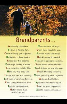This is what Grandparents should mean to their Grandchildren. It is sad to watch your little boys grow up with Grandparents who ignore them and act like they mean nothing to them while always spending time with the other Grandchildren. Family Quotes, Life Quotes, Qoutes, Mommy Quotes, Sister Quotes, Daughter Quotes, Mother Quotes, Work Quotes, Father Daughter