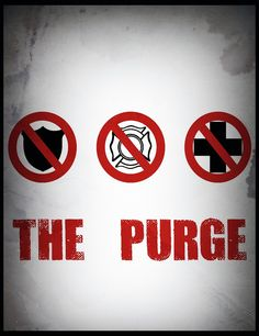 """What does """"Purge"""" mean?"""