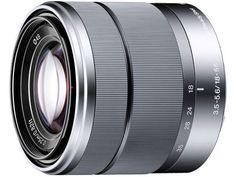 SONY E18-55mm F3.5-5.6 OSS SEL1855