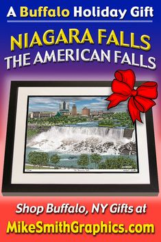 Highly detailed drawing featuring Niagara Falls by Western NY artist Michael Smith. Shop for unique artwork in a variety of subjects at MikeSmithGraphics.com. American Falls, Limited Edition Prints, Niagara Falls, Wall Art Prints, Buffalo, Ink, Drawings, Unique, Artist