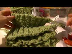 Loom Knitting - Different ways to cast off the figure 8 loom stitch.