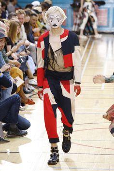 Vivienne Westwood | Menswear - Spring 2018 | Look 55