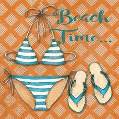 Beach Time (Jean Plout)
