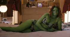 Rachel Nichols to Play Tamara in New Conan Movie Star Trek 2009, Star Trek Tos, Star Wars, Rachel Nichols, Alien Female, Star Trek Reboot, Conan Movie, Star Trek Characters, Green Girl