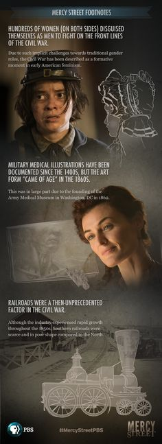 Did you know the Green Family from Mercy Street is based on the real family from Alexandria, VA? Each week, we're revealing the true history and real life stories behind the PBS series with Mercy Street Footnotes. Mercy Street Pbs, You Scare Me, Real Family, Medical Illustration, Week 5, Period Dramas, Early American, Season 2, Things To Think About