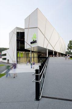 Gallery of OÖ Science-Center Wels I / Archinauten Dworschak + Mühlbachler ZT Gmbh - 6