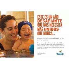 Hoy renovamos el compromiso con un Paraguay inclusivo en el lanzamiento de la Teletón 2015 y queremos que seas parte de esta historia desde el inicio para hacer posible que juntos lleguemos a la meta de este año.  Te esperamos a las 20:00 hs. en el Polideportivo de la Universidad Americana. (Avda. Brasilia 1100). No faltes!