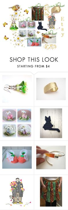 """""""Etsy"""" by cozeequilts ❤ liked on Polyvore"""
