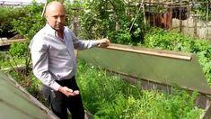 serre d'hiver (châssis) pour la permaculture, isolée, écologique, et san...