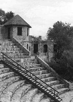 "Castle Amphitheater ~ Provo, Utah  This sits right behind Utah State Hospital... aka ""The Insanasylum"""