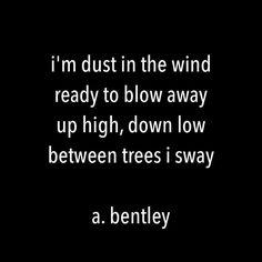 """""""Dust In The Wind."""" #poetry #poems #poem #wind #dust #words #wordart #writers #poets #instapoem #abentley"""