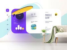 Shake by Cosmin Capitanu on Dribbble User Interface Design, Ui Ux Design, Minimal Web Design, App Design Inspiration, Ui Web, Best Web Design, Web Layout, Branding, Mobile Design