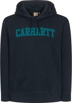 Carhartt Hooded-College-Sweatshirt - titus-shop.com  #Hoodie #MenClothing #titus #titusskateshop