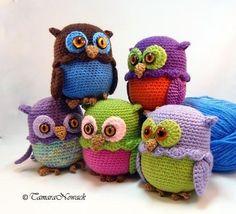 owl crochet                                                                                                                                                                                 More