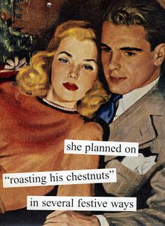 Anne Taintor Christmas | The Season of Plum and Cobblestone