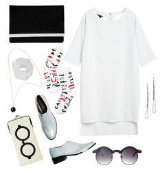 """""""Без названия #64"""" by dasha-volodina ❤ liked on Polyvore featuring Monki and ASOS"""