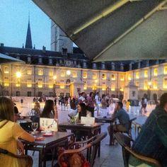 Le Rich'Bar in Dijon, Bourgogne is serving #Lillet
