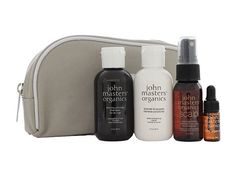 John Masters Essential Travel Kit Dry Hair (Greenlane): Hey Pretty Städtetrip Packliste
