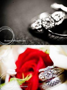 shutterlove modern photography  www.shutterlovestudio.com  #weddingrings