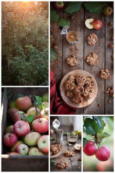 { Désolée, ils ne savent vraiment pas se tenir… } | Saines Gourmandises Confort Food, Sweet Treats, Apple, Fruit, Vegetables, Desserts, Cookies, Collages, Alternative