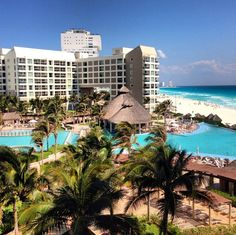 Westin Lagunamar Resort at Cancun Mexico. Favorite vacation spot