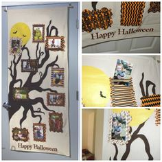 "@Mail4Rosey: Halloween Photo Door Hanging with #giveaway  ""One great way to add an instant and very fun Halloween vibe to the house is with this most excellent Halloween Photo Door Hanging from One Step Ahead."""
