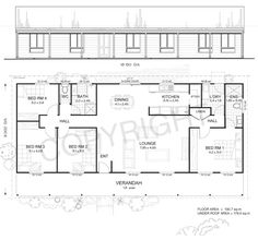 Plan 46000HC Hill Country Classic House plans 4 bedroom house