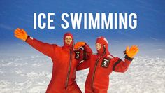 Ice Swimming - Kemi, Finland