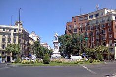 Glorieta de Quevedo: Madrid.