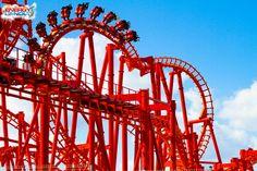 The Mayan Roller Coaster – ENERGYLANDIA – Rodzinny Park Rozrywki w ... Roller Coaster, In The Heights, Park, Roller Coasters, Parks