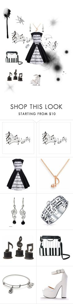 """""""~The way to music~"""" by msunicornanna ❤ liked on Polyvore featuring SOPHIE MILLER, NOVICA, Bling Jewelry and Uttermost"""