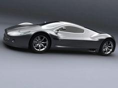 Aston Martin AMV10 #007