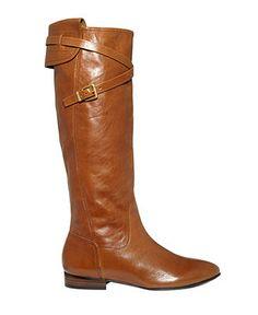 GUESS Women's Shoes, Benate Riding Boots - - Macy's
