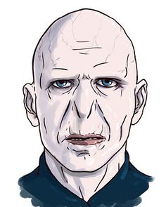 How to Draw Voldemort ( Harry Potter ) Harry Potter Drawings Easy, Harry Potter Sketch, Harry Potter Artwork, Harry Potter Film, Harry Potter Characters, Guy Drawing, Drawing People, Desenhos Harry Potter, Caricature Drawing