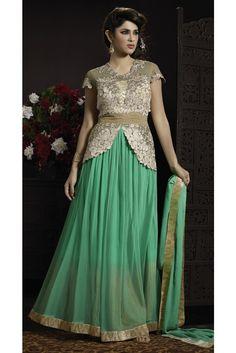 Buy Latest Salwar Kameez Online in India at Variation. Huge Collection of Designer Salwar Kameez, Bridal Salwar Kameez Designs and Indian Salwar Suits. Latest Anarkali Suits, Salwar Suits, Punjabi Suits, Floor Length Anarkali, Bridal Sari, Salwar Kameez Online, Designer Anarkali, Anarkali Dress, Lehenga