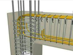 Civil Engineering Design, Civil Engineering Construction, Framing Construction, Construction Design, Rebar Detailing, Building Foundation, Mat Foundation, Reinforced Concrete, Building Structure