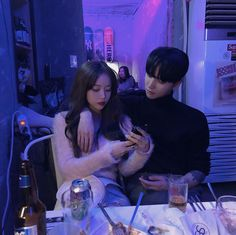 Imagem de asian, couple, and korean Korean Boy, Ulzzang Korean Girl, Korean Couple, Cute Korean, Cute Couples Photos, Cute Couple Pictures, Cute Couples Goals, Korean Aesthetic, Couple Aesthetic