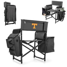 Tennessee Volunteers Fusion Chair by Picnic Time