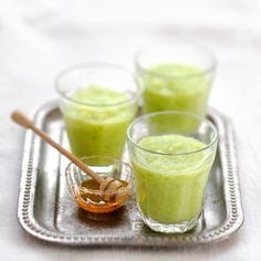 Découvrez la recette Smoothie pomme céleri sur cuisineactuelle.fr.