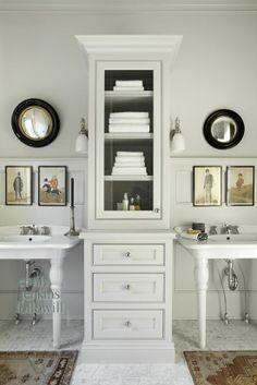 dual pedesta sinks | found on goodrenopin com