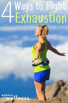 Good news! A simple change could fix your fatigue problem. | RodaleWellness.com