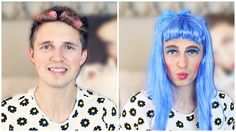 How To Look Like Katy Perry Marcus Butler, British Youtubers, 22 Years Old, Katy Perry, That Look, People, People Illustration, Folk
