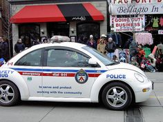 another cop car bug - in Canada!