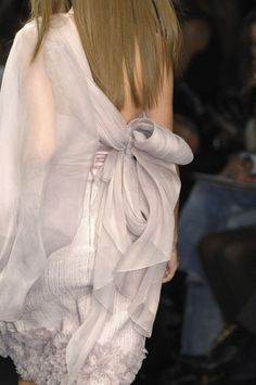 Grey is fabulous and so elegant!!!! from Elie Saab