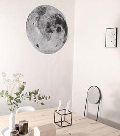 giant moon printable par lapartybox