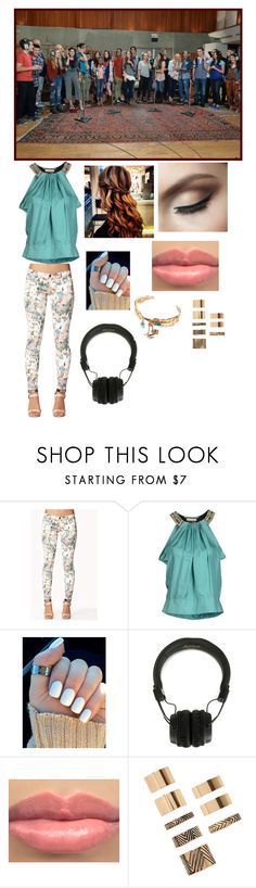 """""""Do you want to build a snowman"""" by allyornelas15 ❤ liked on Polyvore featuring Forever 21, Disney, Matthew Williamson, Marshall and Disney Couture"""